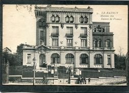 CPA - LE RAINCY - Maison Des Dames De France, Animé - Le Raincy