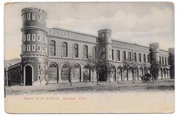 Cuartel De La Artilleria.  Santiago, Chile - Eggers & Cia. Valparaiso - Chile