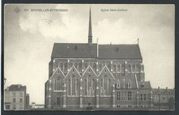 +++ CPA - BRUXELLES - ETTERBEEK - Eglise St Antoine - SBP  // - Etterbeek