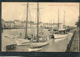 CPA - LE POULIGUEN - Yachts De Plaisance, Animé - Le Pouliguen