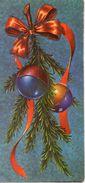 Joyeux Noël ( Crèche ) Carte à Système - Pailletée - Découpis - Natale