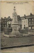 76 VALMONT MONUMENT AUX MORTS - Valmont