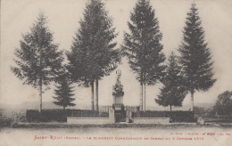 Saint Rémy 88 - Monument Guerre 1870 - Francia