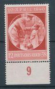 1940. German Empire - Nuevos