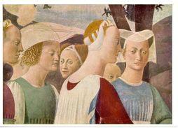 Italie - Toscane - Arezzo - San Francesco Piero Della Francesca - L'adorazione Del Ponte (Particolare) - 373 - 3865 - Arezzo