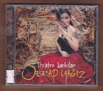 AC -  Serap Yağız Tiyatro şarkıları BRAND NEW TURKISH MUSIC CD - World Music