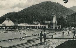 Bad Harzburg - Schwimmbad 1960 (001619) - Bad Harzburg