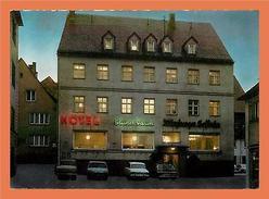 A430/447 UFFENHEIM Hotel Und Motel GRUNER BAUM ( Voiture - Timbre ) - Deutschland