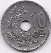 Belgique - 10 Centimes 1926 - 1909-1934: Albert I