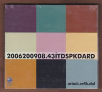 AC -  Arbak Refik Dal 2006200908.43itdspkdard BRAND NEW TURKISH MUSIC CD - World Music