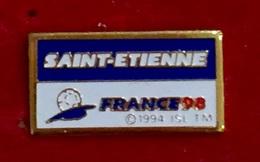 FOOTBALL FRANCE 98 SAINT ETIENNE - Football