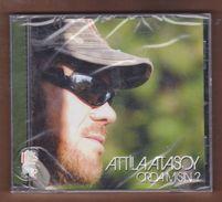 AC -  Attila Atasoy Orda Mısın ? BRAND NEW TURKISH MUSIC CD - World Music