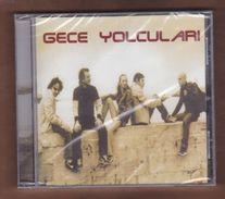 AC -  Gece Yolcuları BRAND NEW TURKISH MUSIC CD - World Music