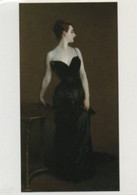 Postcard - Art - John Singer Sargent  - Madam X (Madam Pierre Gautreau) - VG - Postcards
