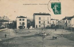 G134 - 26 - SAINT-RAMBERT-D'ALBON - Drôme - Place Du Marché - Autres Communes