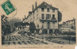 G134 - 38 - LE PÉAGE-DE-ROUSSILLON - Isère - L'Hôpital - France