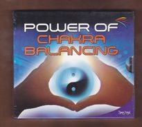 AC -  Power Of Chakra Balancing Relaxed Music For Mental Balance And Harmony BRAND NEW TURKISH MUSIC CD - World Music