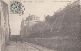 CP  PARIS MONTMARTRE RUE CORTOT - France
