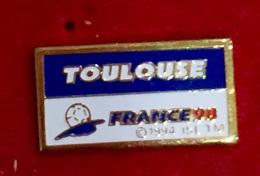 FOOTBALL FRANCE 98 TOULOUSE - Football