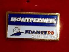 FOOTBALL FRANCE 98 MONTPELIER - Football