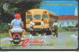TK 29139 CAYMAN ISLANDS - 1631CCIA... School Day - Kaimaninseln (Cayman I.)