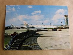 AIRPORT / FLUGHAFEN / AEROPORT    PARIS ORLY       CARAVELLE AIR INTER EDITION PI N° 214 - Aerodrome