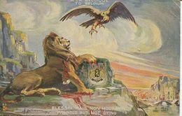 A La Belge - Blessée Mais Non Mourante (001638) - Guerra 1914-18