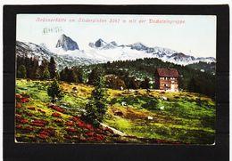 LKW386 PHOTOCHROMIEKARTE Nr. 122 JAHR 1908 DIE BRUNNENHÜTTE  Am STODERZINKEN GEBRAUCHT SIEHE ABBILDUNG - Österreich