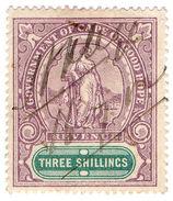 (I.B) Cape Of Good Hope Revenue : Stamp Duty 3/- - South Africa (...-1961)