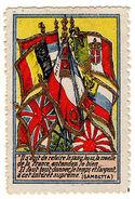 (I.B) France Cinderella : Great War Propaganda (Flags) - Europe (Other)