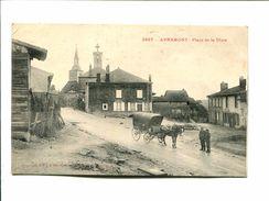 CP - APREMONT (08) PLACE DE LA DIME - Other Municipalities