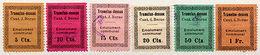 (I.B) Switzerland Revenue : Tramelan-Dessus Local Tax Collection - Switzerland