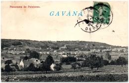 91 Panorama De PALAISEAU - Palaiseau