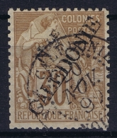 Nouvelle Calédonie Yv Nr  30   Obl./Gestempelt/used  1892 - New Caledonia
