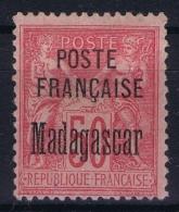 Madagascar  Yv Nr  19 Not Used (*) SG  1895 - Madagascar (1889-1960)