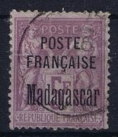 Madagascar  Yv Nr  22 Obl Used - Madagaskar (1889-1960)