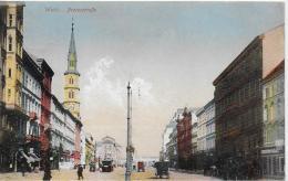AK 0796  Wien ( Praterstrasse ) Um 1919 - Prater