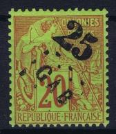 Gabon Yv Nr 3 MH/* Flz/ Charniere 1886 - Gabon (1886-1936)