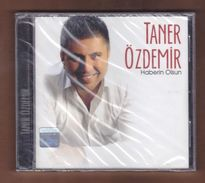 AC -  Taner özdemir Haberin Olsun BRAND NEW TURKISH MUSIC CD - World Music