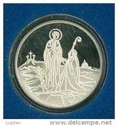 1984 - CITTA' DEL VATICANO - ANNO 1984 - BIMILLENARIO NASCITA BEATA VERGINE MARIA - SENZA ASTUCCIO - PROOF - FS - Vaticano