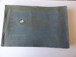 Carnet De  Cartes Postales Monastère Général De La Congrégation Notre-Dame De Charité Du Bon Pasteur D'Angers - Angers