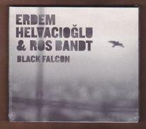AC -  Erdem Helvacıoğlu & Ros Bandt Black Falcon BRAND NEW TURKISH MUSIC CD - World Music