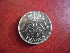 MONACO 5 Francs Rainier III 1971 @ Voir Les 2 Photos - 1960-2001 Nouveaux Francs