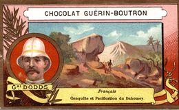 CHOCOLAT GUERIN - BOUTRON    CAL DODDS - Guerin Boutron