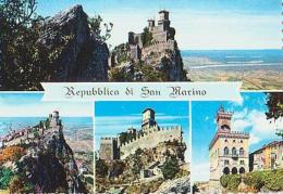 San Marin        H9       San Marino ( 4 Vues ) - Saint-Marin