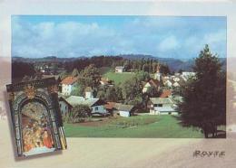Slovénie        H7        Rovte.Panorama ( 2 Vues ) - Slovénie