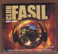 AC -  Ahmet özden Club Fasıl The Unforgettable Songs Of Turkish Tavern Music BRAND NEW TURKISH MUSIC CD - World Music