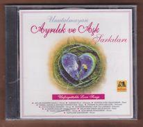 AC -  Unutulmayan Ayrılık Ve Aşk şarkıları Unforgettable Love Songs BRAND NEW TURKISH MUSIC CD - World Music