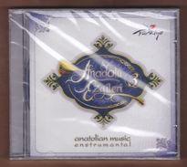 AC -  Anadolu Ezgileri 3 Anatolian Music Enstrumental BRAND NEW TURKISH MUSIC CD - World Music