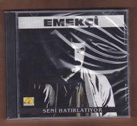 AC -  Emekçi Seni Hatırlatıyor BRAND NEW TURKISH MUSIC CD - World Music